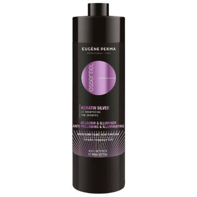 Shampoing Keratin Silver Essentiel Eugene Perma 1 Litre