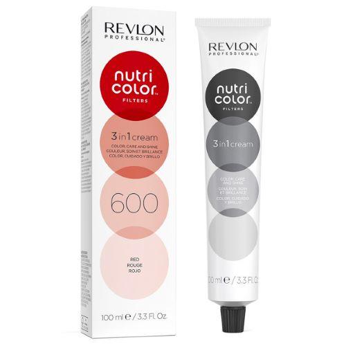 Tube Nutri color filters 600 Rouge Feu Revlon 100 ML