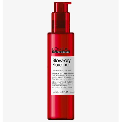 Crème 10 en 1 Blow-Dry Fluidifier L'Oréal Professionnel 150 ML