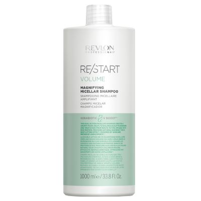 Shampoing Volume Micellaire Amplifiant Re/Start Revlon 1L