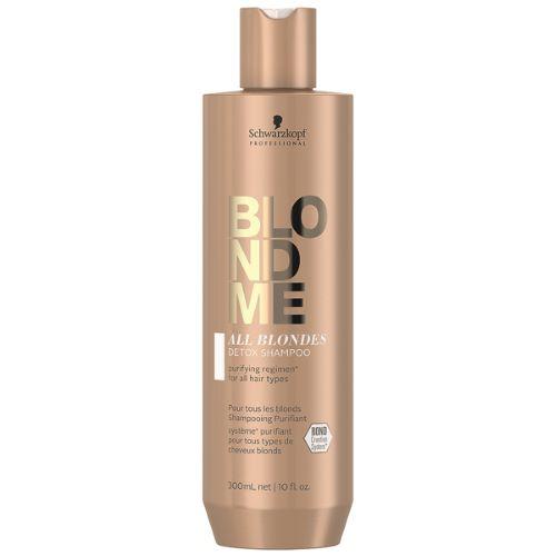 Shampoing Purifiant Detox Blond Me Schwarzkopf 300 ML