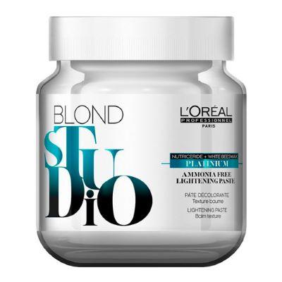 Pate Blond Studio Platinium Sans Ammoniaque 500G