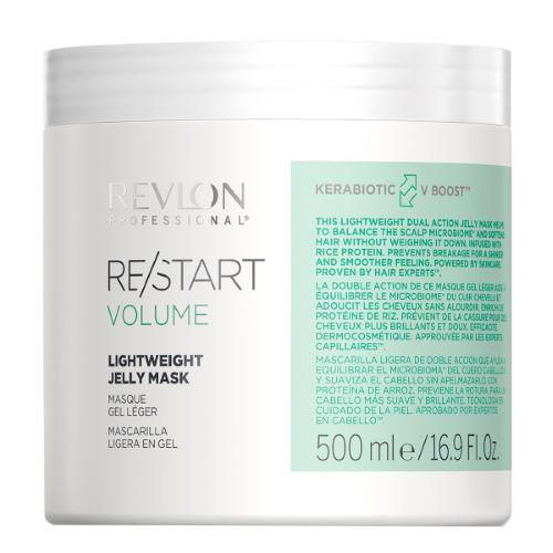 Masque Gel Léger Volume Re/Start Revlon 500 ML