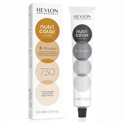 Tube Nutri color filters 730 Blond Doré Revlon 100 ML