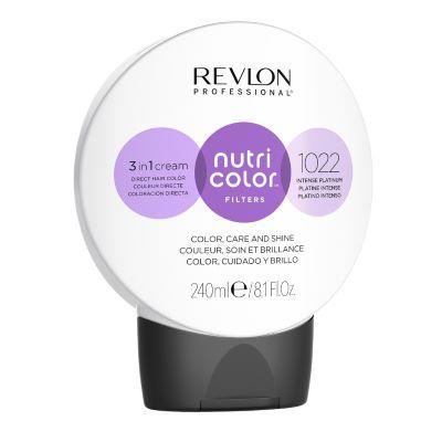 Nutri color filters 1022 Platine Intense Revlon 240 ML