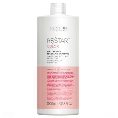Shampoing Color Micellaire Protecteur Re/Start Revlon 1L