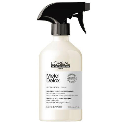 Pré-Traitement Metal Detox L'Oréal Professionnel 500 ML