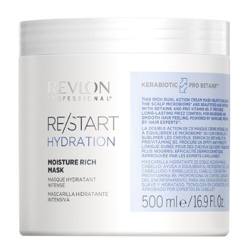 Masque Hydratant Intense Hydration Re/Start Revlon 500 ML