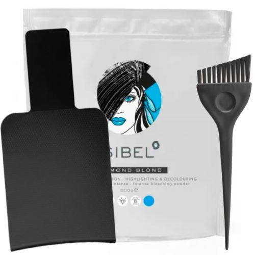 Poudre Décolorante Sibel + Palette & Pinceau