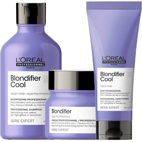 Trio Blondifier Cool L'Oréal Professionnel