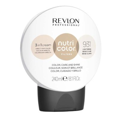 Nutri color filters 931 Beige Clair Revlon 240 ML