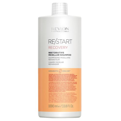 Shampoing Réparateur Micellaire Recovery Re/Start Revlon 1L
