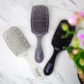 Brosse iDetangle Cheveux Fins Olivia Garden