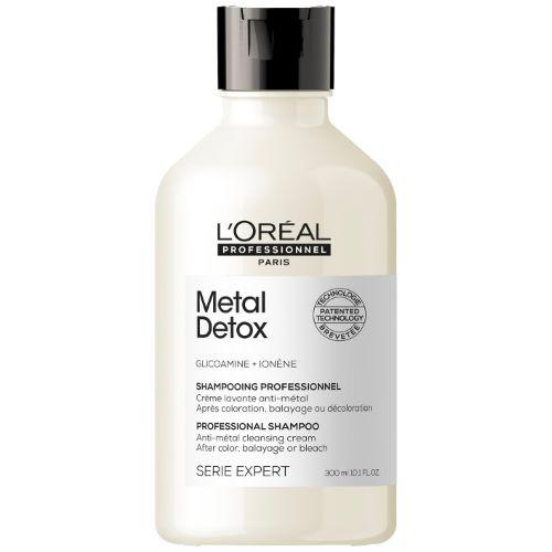 Shampoing Metal Detox L'Oréal Professionnel 300 ML