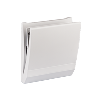 Grille intérieure design en ABS LUNOS