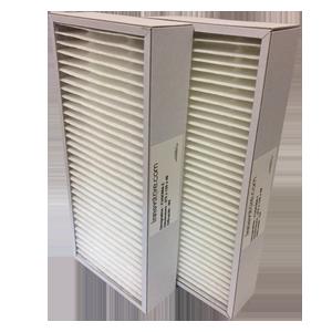 Filtre M5 + G4 compatible VMC UNELVENT DOMEO 210