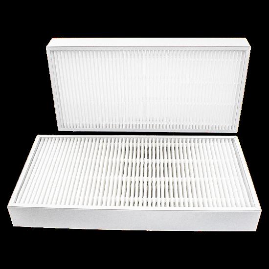 Filtres compatibles VMC DANTHERM HCV400 (2 pièces)
