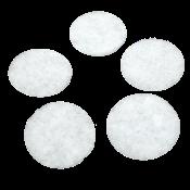 Filtres pour bouches d'extraction VMC (5 pièces)