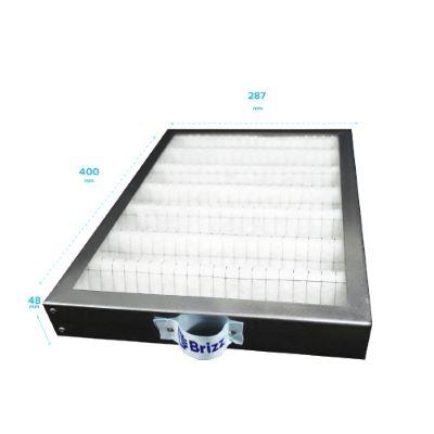 Filtre G4 compatible Ventilation Positive EOLETEC Ecodesign
