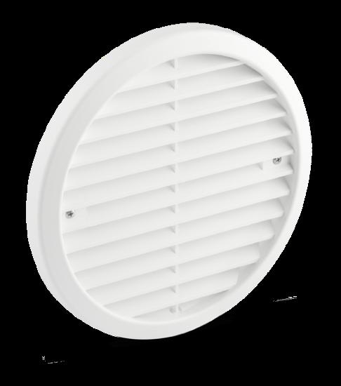 Grille extérieure ronde LUNOS (tous modules sauf ego et Nexxt)