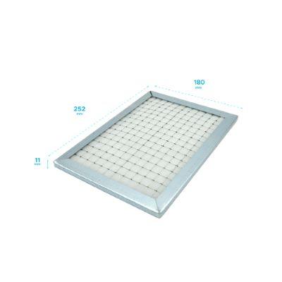 Filtre compatible VMC Températion C ALDES