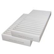 Filtres compatibles VMC DANTHERM HCH5 (2 pièces)