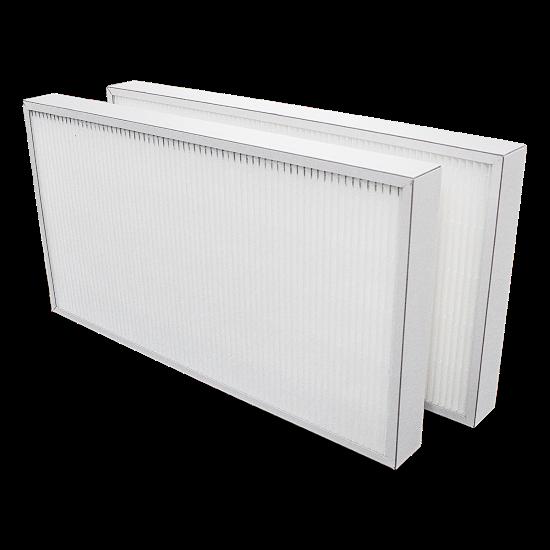 Lot de 2 filtres compatibles VMC NILAN Combi 300