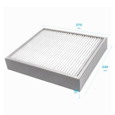 Filtres BRIZZ compatibles VMC ALDES Dee Fly Cube 300 et Dee Fly Cube 370