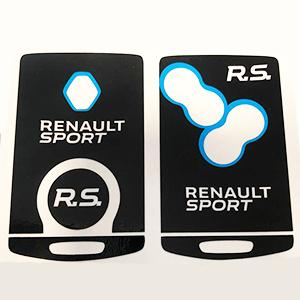 RS 03 Noir Bleu