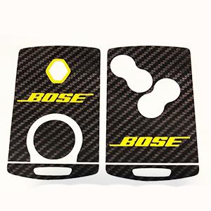 Bose Carbone Jaune
