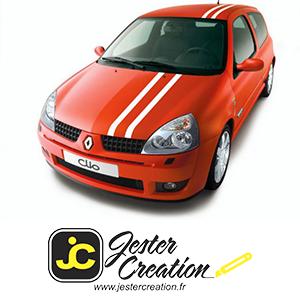 Clio 2 RS TEAM