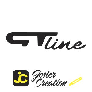 Logo GT LINE 01