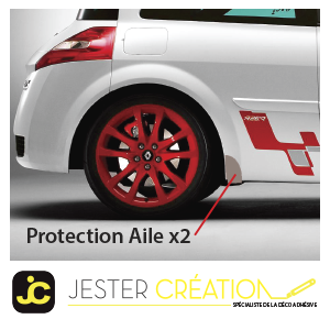 Protection Aile R26R