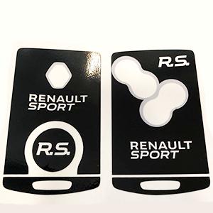 RS 03 Noir Grise