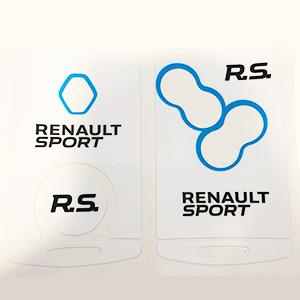 RS 03 Blanche Bleu