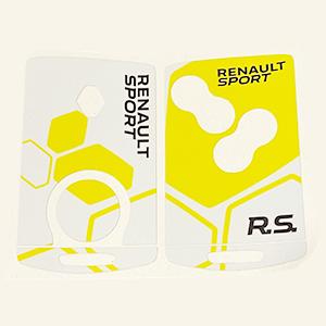 RS16 V2 Blanc Jaune