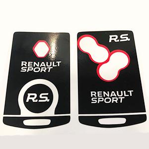 RS 03 Noir Rouge