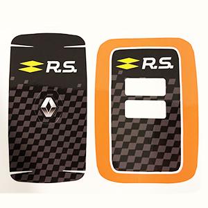 RS M4 orange