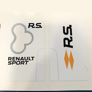 RS3 Blanc Gris 3bts