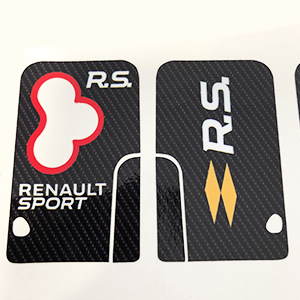 RS3 Carbone Rouge 3bts
