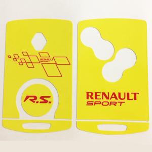 Renault sport 01 Jaune-Rouge