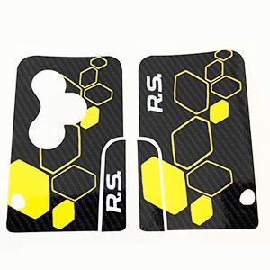 RS16 jaune 3bts