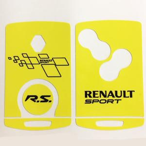 Renault sport 01 Jaune-Noir