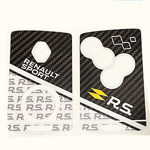 RS06 v2 Carbone Blanc