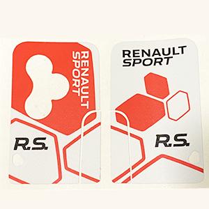 RS16 bis Blanc Rouge 3bts