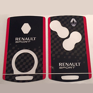 Renault sport 02 Rouge
