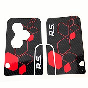 RS16 rouge 3bts