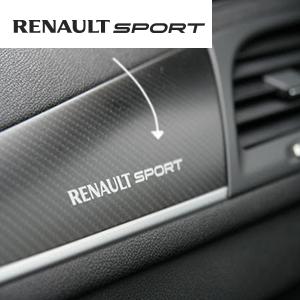 Renault sport TDB Megane 3