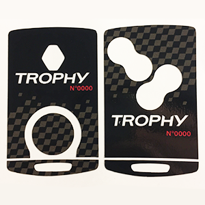 Trophy 03 noir