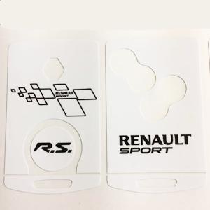 Renault sport 01 Blanche-Noir